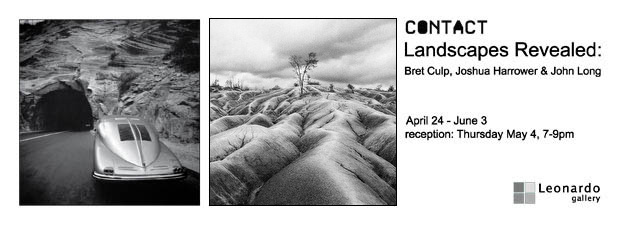 Landscapes Revealed–Contact 2006
