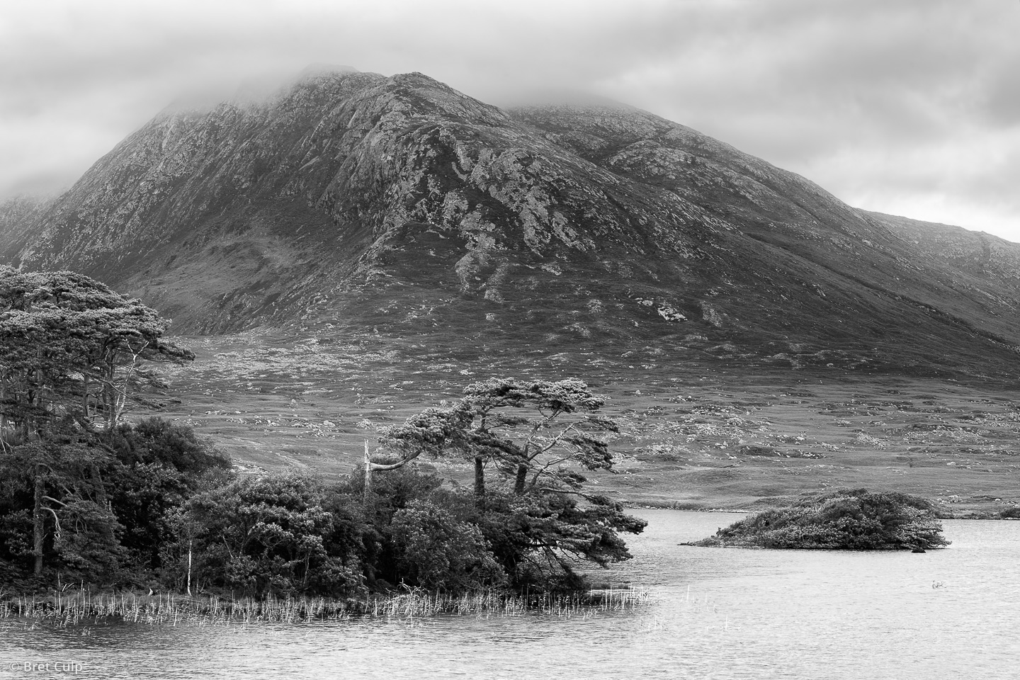 Isle Of The Blessed (detail – right), Connemara, Galway, Ireland, 2008