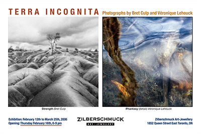Terra Incognita exhibition